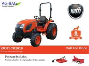 Kubota package deals tennessee