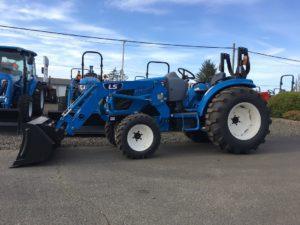LS Tractor MT345E