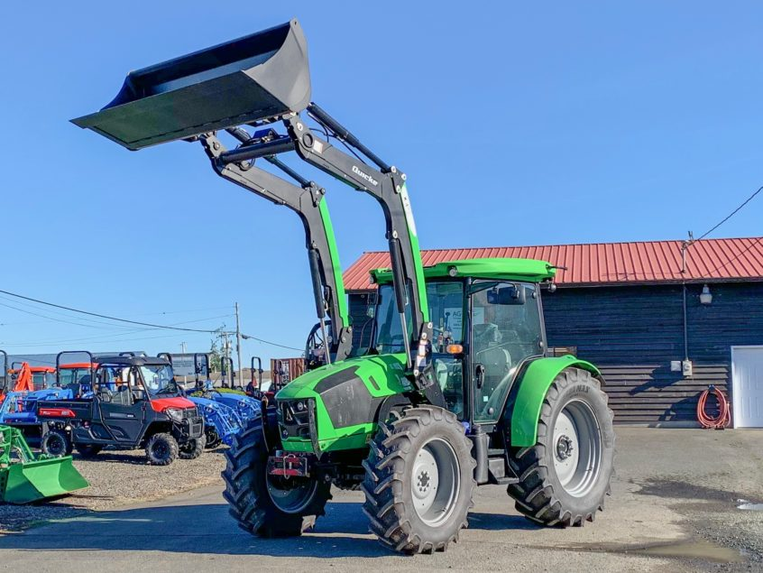 deutz-fahr 5g series 5120g